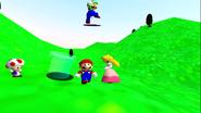 Stupid Mario 3D World 130