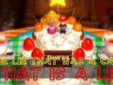 Super Mario 64 Bloopers: The Lie that was the Cake that is a Lie
