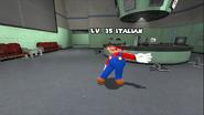 Mario's Big Chungus Hunt 256