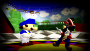 Mario Gets Stuck On An Island 216