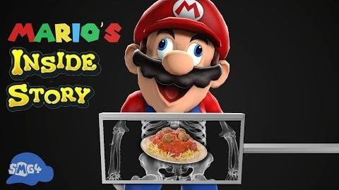 SMG4: Mario's Inside Story