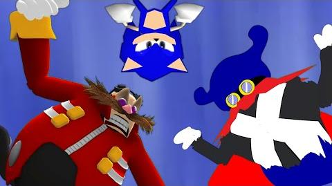 Sonic the Derphog: Showdown of the Idiots