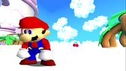 Stupid Mario 3D World 200