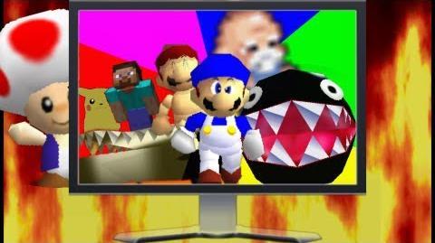 Super Mario 64 Bloopers: ṩṩἔᾗмὄḋᾗᾄʀ 5 (WAT O O edition)