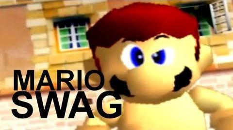 Super Mario 64 Short - Mario Swag