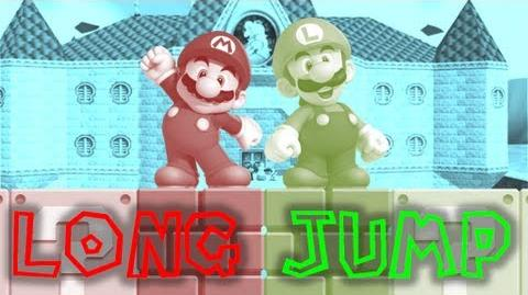 Super Mario 64 Short: Long Jump