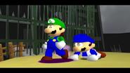 SMG4 The Mario Purge (Halloween 2018) 154