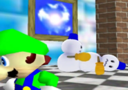 SnowmanOnSnowmanAction