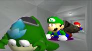 Mario's Prison Escape 139