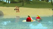 Mario Gets Stuck On An Island 208