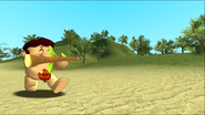 Mario Gets Stuck On An Island 222