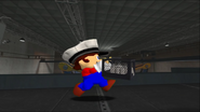 Mario Goes to the Fridge to Get a Glass Of Milk 172