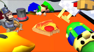 Mario The Ultimate Gamer 100