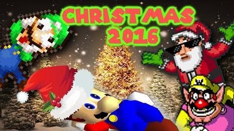 Super Mario Christmas 2016: Naughty or Nice