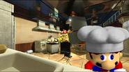 The Mario Café 073