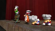 Mario's Hell Kitchen 233