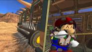 Mad Mario 185