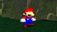 Mario Gets Stuck On An Island 075