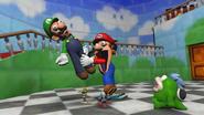 SMG4 The Mario Purge (Halloween 2018) 033