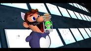 Stupid Mario 3D World 323