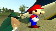 Mario Gets Stuck On An Island 054