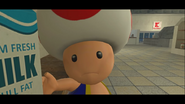 Mario Goes to the Fridge to Get a Glass Of Milk 040