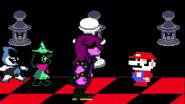 If Mario was in... Deltarune 189