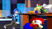 Mario The Ultimate Gamer 105