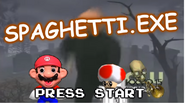 Spaghettiexe Title Card