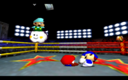 Fight mario and smg4