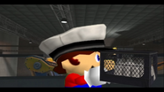 Mario Goes to the Fridge to Get a Glass Of Milk 171