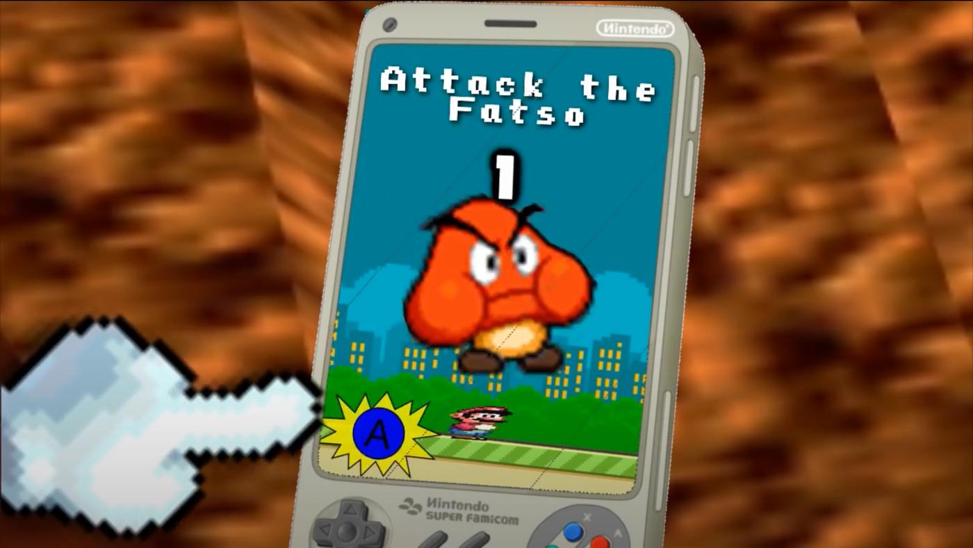 Attack the fatso