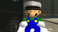 Mario Goes to the Fridge to Get a Glass Of Milk 121