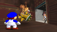 Mario and the Bob Mansion... 175