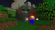 SMG4 If Mario Was in... Minecraft screencaps 30