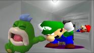 Mario's Prison Escape 153
