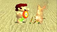 Mario Gets Stuck On An Island 253