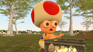 Mario Goes to the Fridge to Get a Glass Of Milk 209