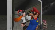 Mario's Prison Escape 302