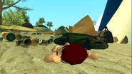 Mario Gets Stuck On An Island 156