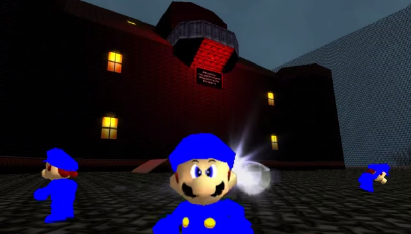 SM64 Bloopers: Can the Villager come out to play?/Gallery
