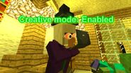 SMG4 If Mario Was in... Minecraft screencaps 43