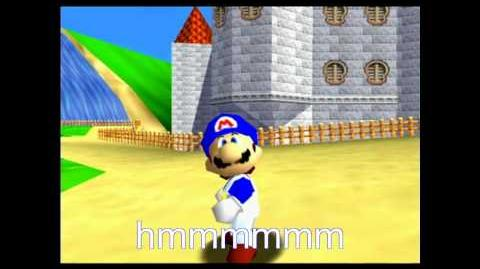 Super Mario 64 Bloopers: Hunt for the Hero's Clothes