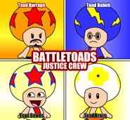 The Battletoads