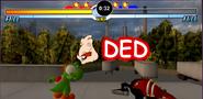 Dr Eggman Death Screen SEOITAB