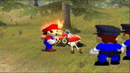 Mario's Prison Escape 306