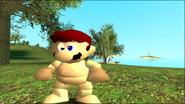 Mario Gets Stuck On An Island 159