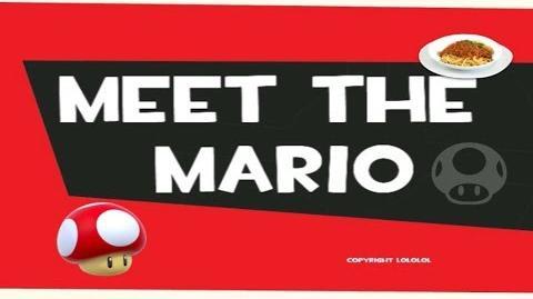 SM64: Meet the Mario.