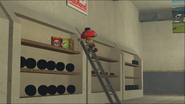 Mario Goes to the Fridge to Get a Glass Of Milk 025