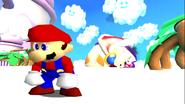 Stupid Mario 3D World 199